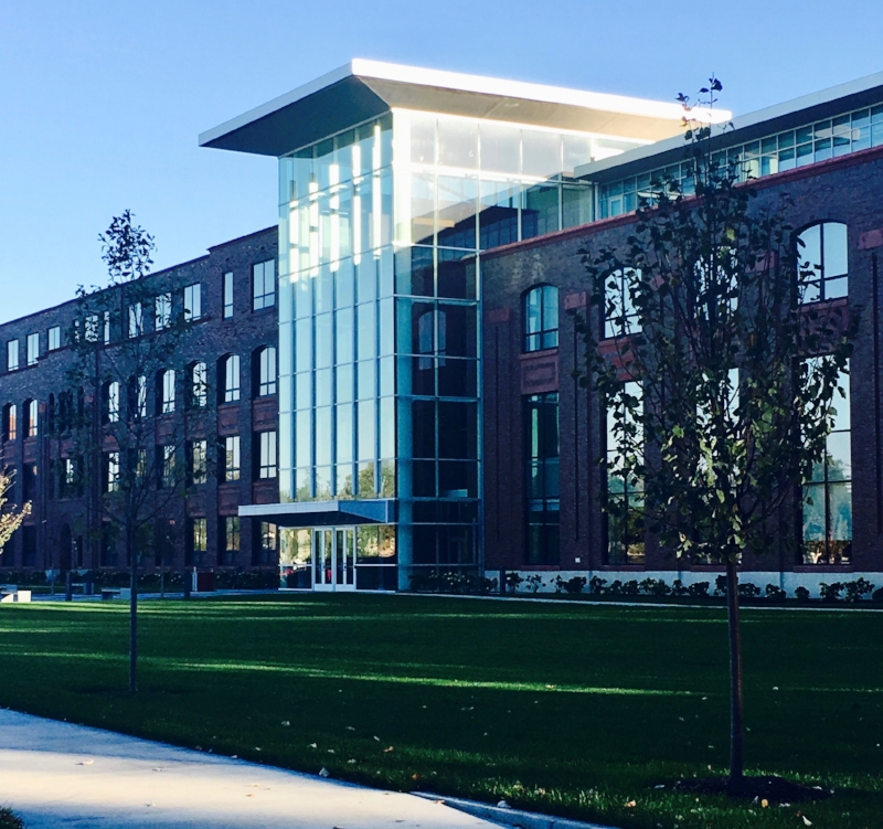 New Trier High School, The Winnetka Campus New Addition (October 2017)