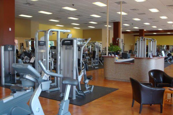 Our state-of-the-art facility boasts the newest and best variety of exercise equipment of any club in the area. - You are always welcome to tour our facility. Come and see what sets up apart!