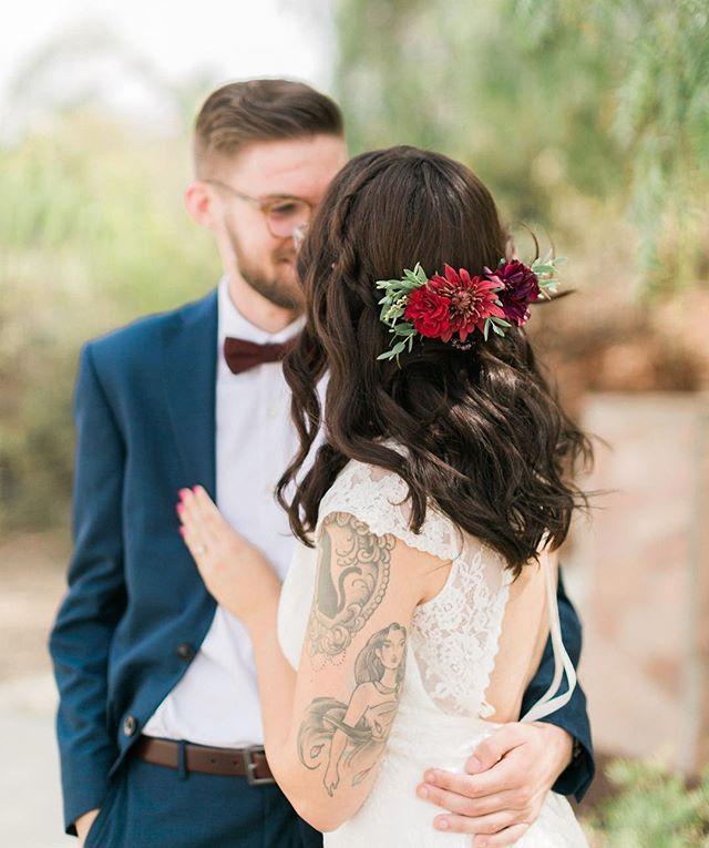 Tattoos and bowties 😍 #amiragrayweddings #sandiegoweddingphotographer #temeculaweddingphotographer