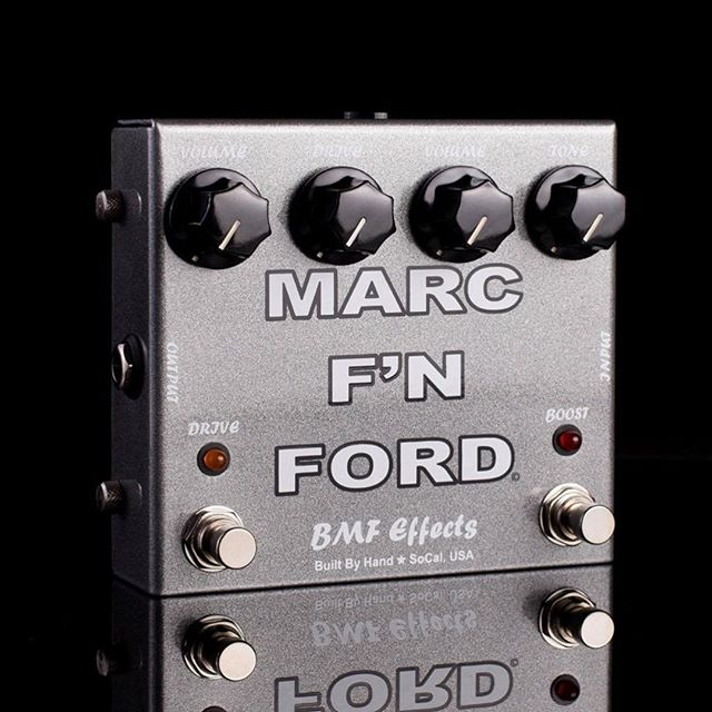 For your musician friends and their holiday #gearhead needs - https://bmfeffects.com/ - my signature #MFF pedal!