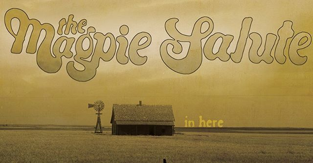 """Our new @themagpiesalute album - HIGH WATER II - is set for worldwide release on 10/11/19. First single, """"In Here"""", out in August. Limited edition EP out on 9/6. Available thru @eaglerockofficial @mascotlabelgroup and @sonymusicjapan"""