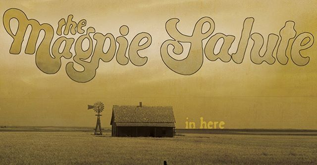 """Our new @themagpiesalute single """"In Here"""" is out today!"""