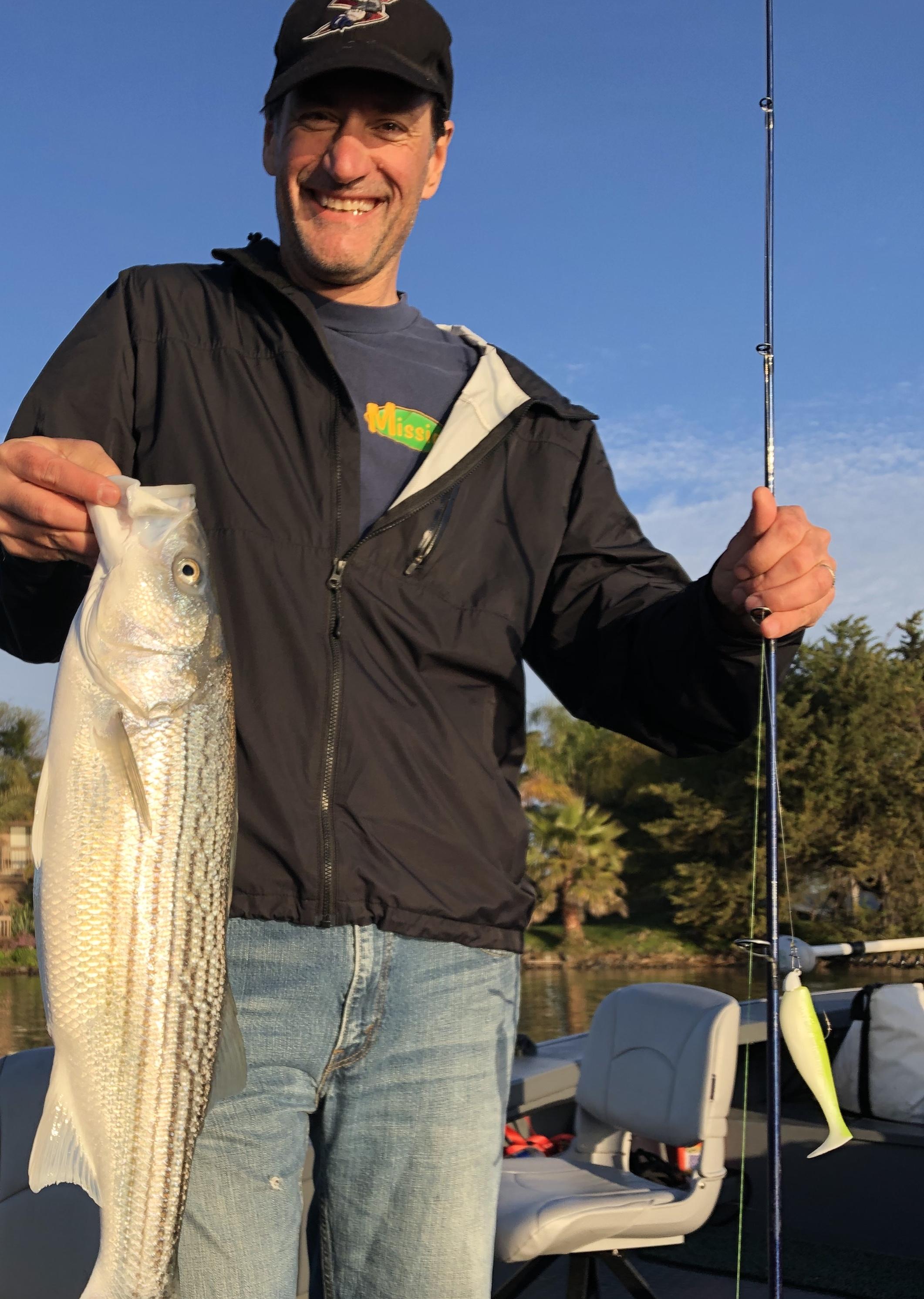 Lake Tahoe Fishing Report — JD Richey, Fishing Guide