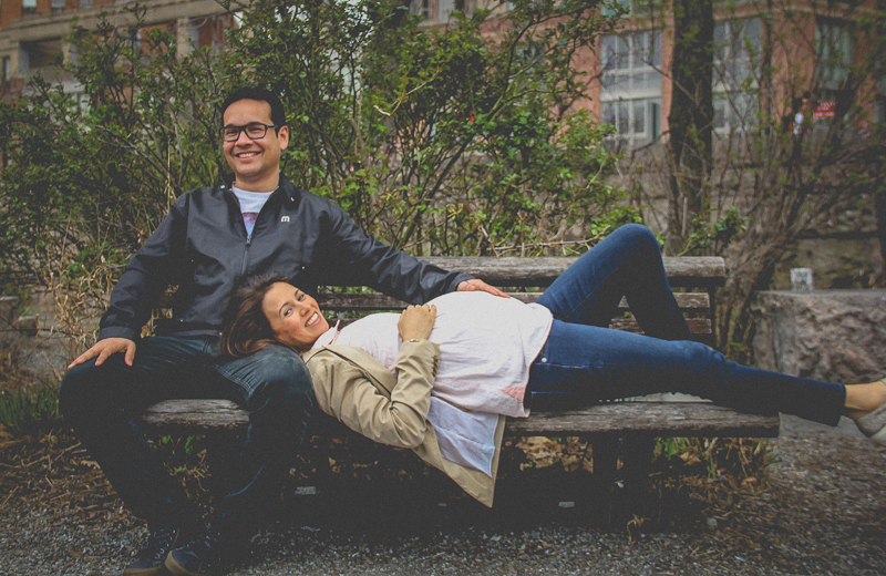 Marcela & Andres Maternity