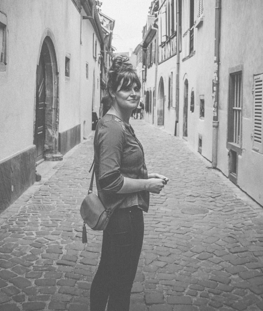 Lauren in Colmar, France