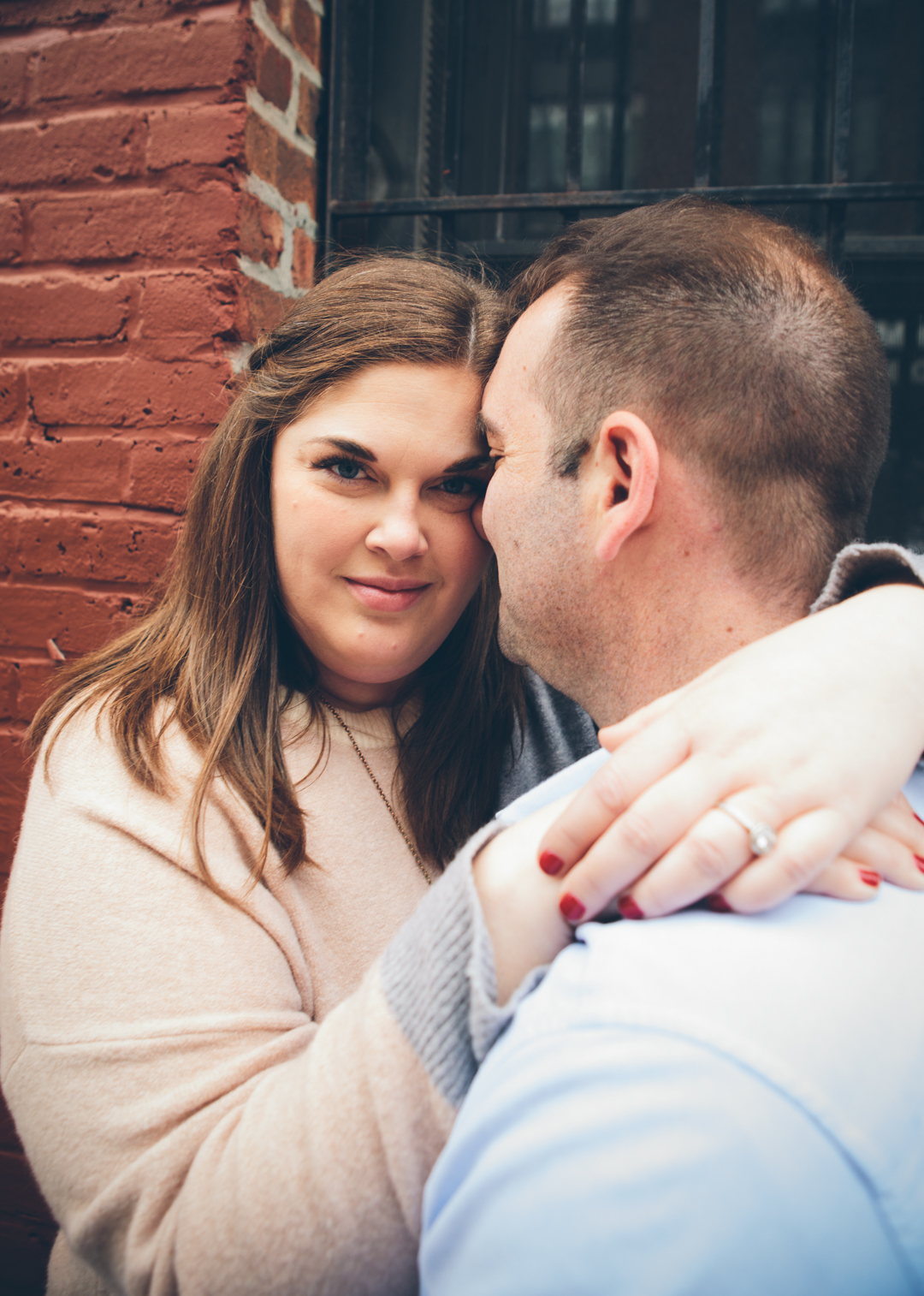 Light & Found Photography- Brooklyn Engagement- Mark and Allyson -11.jpg
