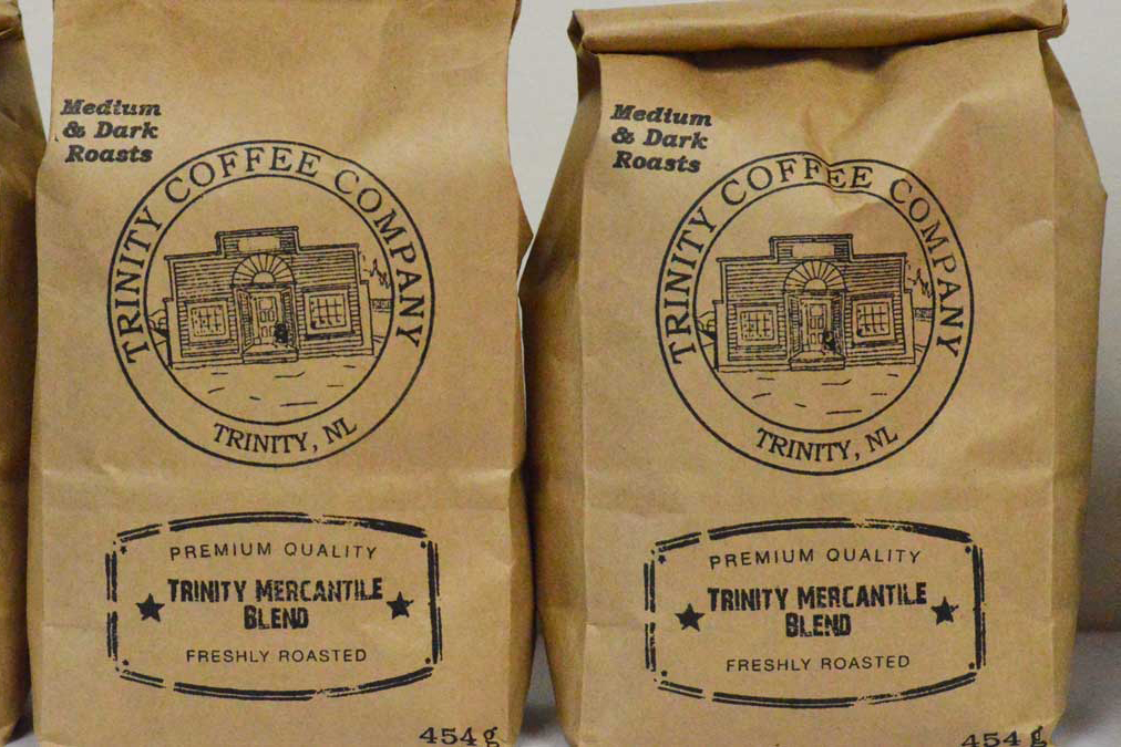 Trinity Coffee Company  Our Trinity Coffee Company is always on brew in the studio – we highly recommend grabbing a cup next time you stop by! Learn more about Trinity Coffee Company at  trinitycoffeecompany.ca