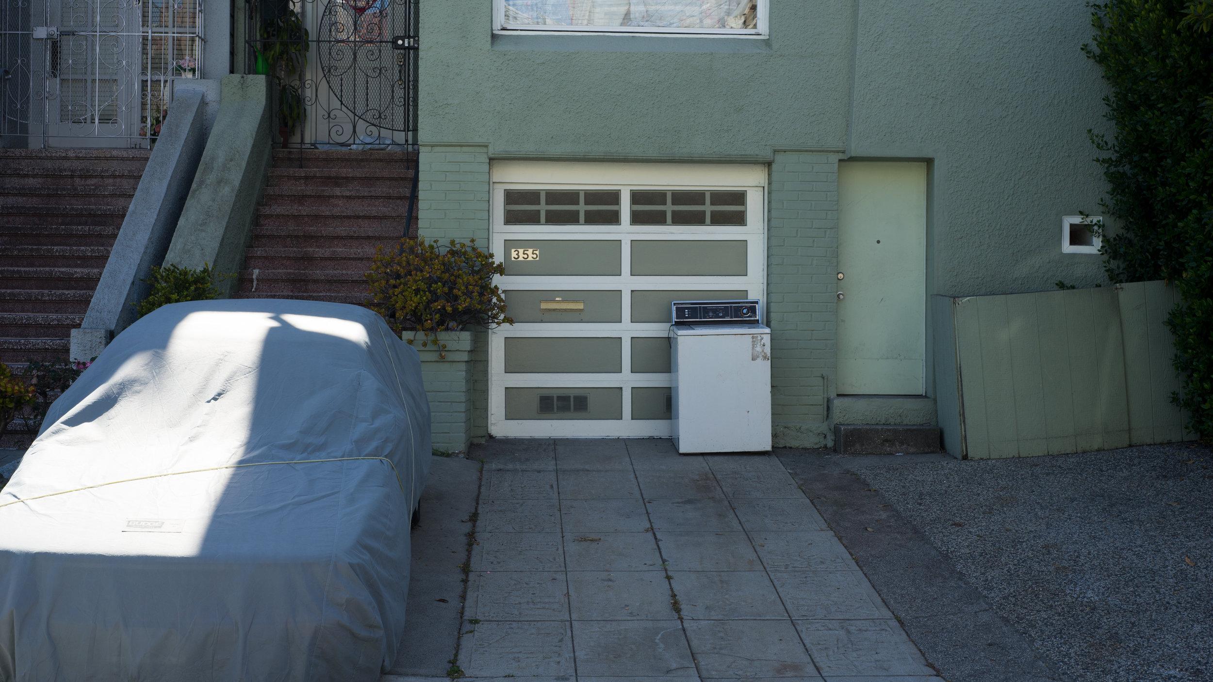 Garage, San Francisco, CA, 2017