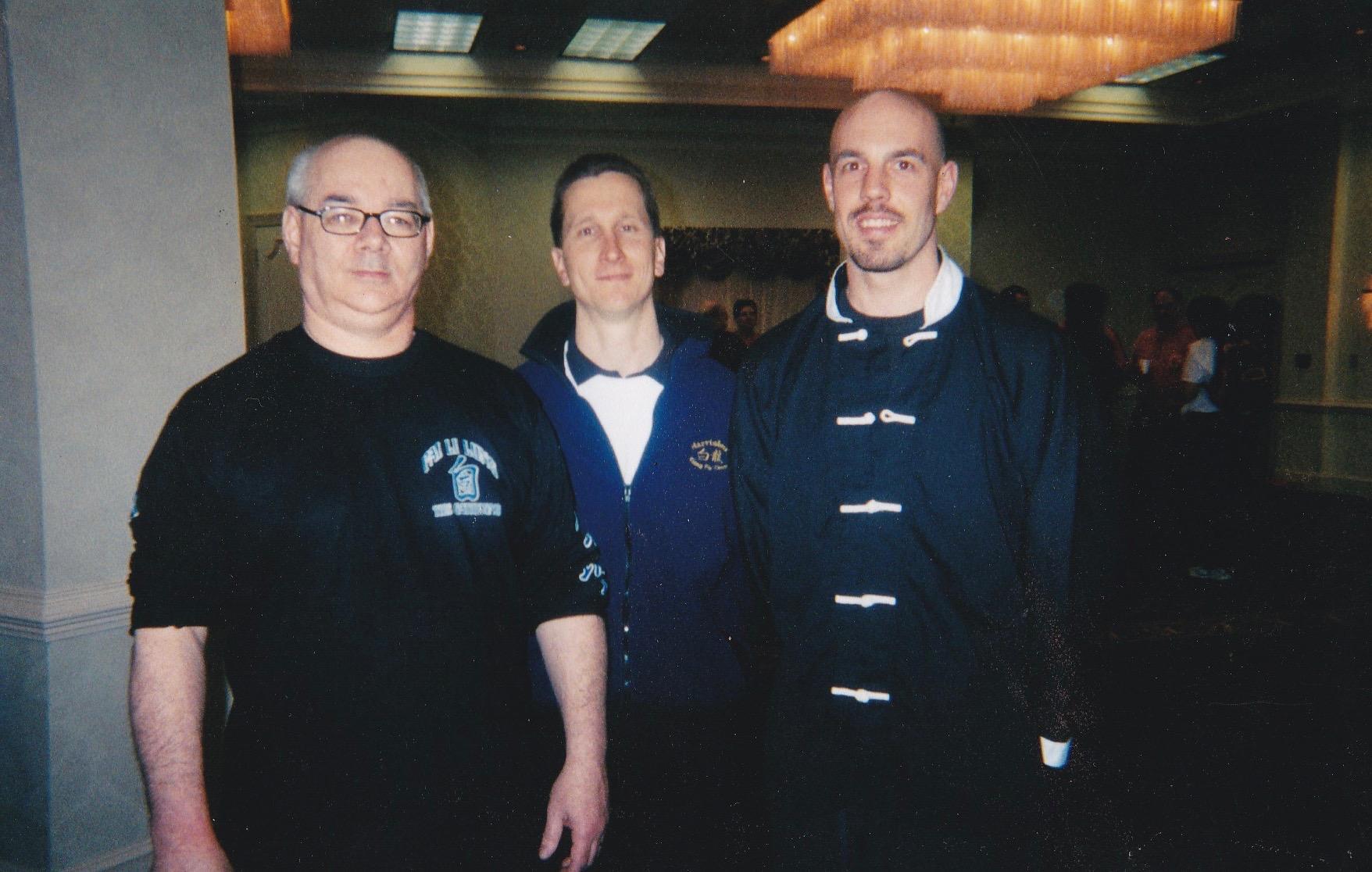 John WENInGER ( pai, li-lung ), Michael j rothermel ( pai, pono-li ),  SIFU JONATHON POLLOCK