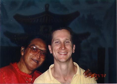 Grand Master Daniel K. Pai, and Michael j rothermel