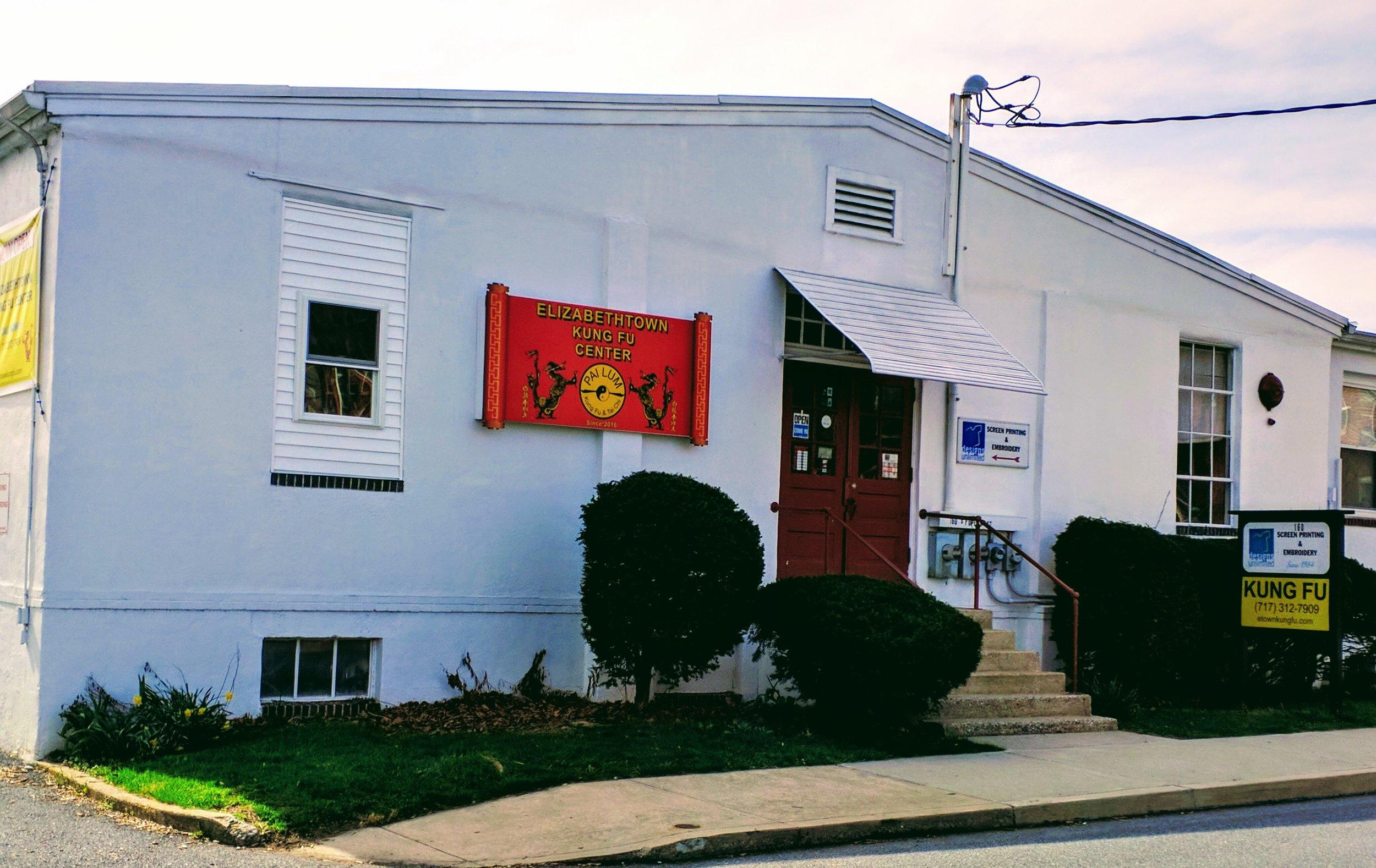 elizabethtown kung fu center / (717) 312-7909 / 160 s poplar street etown pa 17022