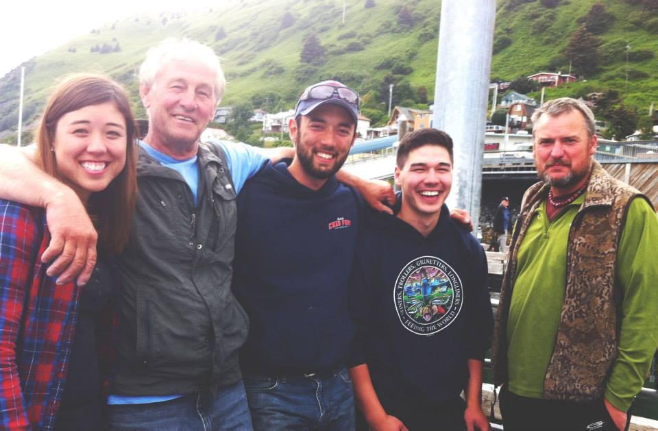 Kodiak Island Charters Crew