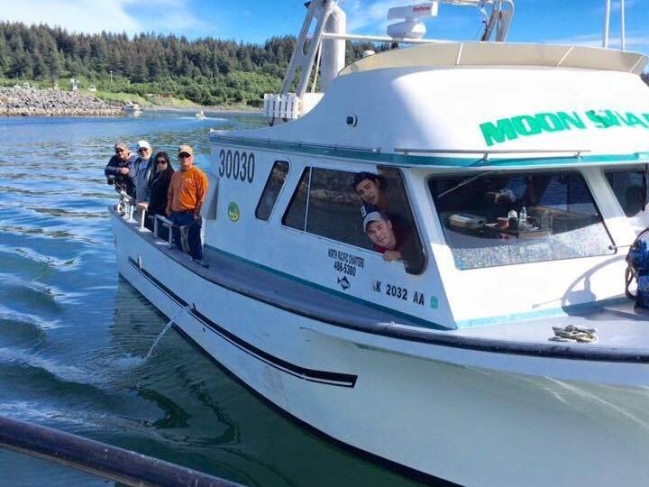 Kodiak Island Charters_ freight transport