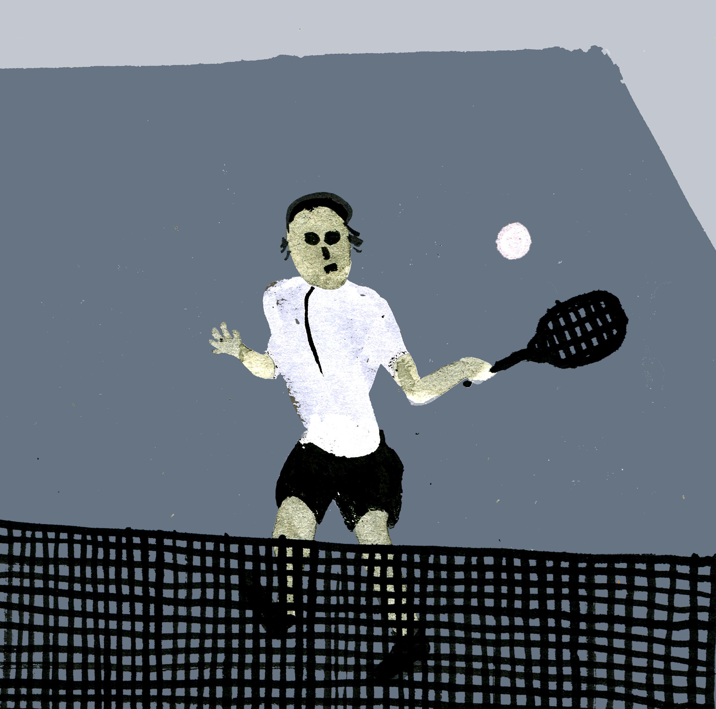 Slow Sports - Tennis © Gosia Machon.jpg