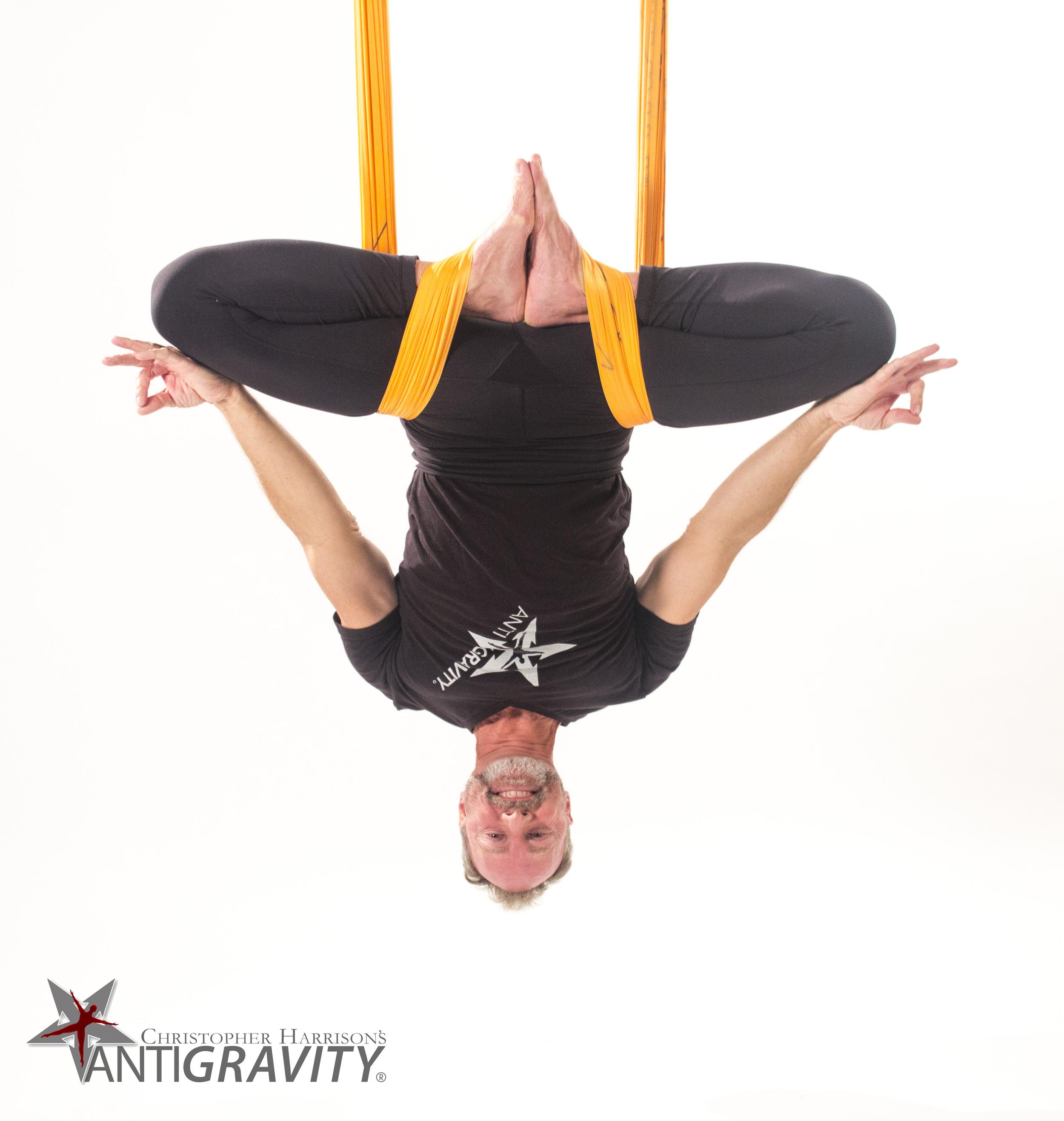 AntiGravity® Aerial Yoga