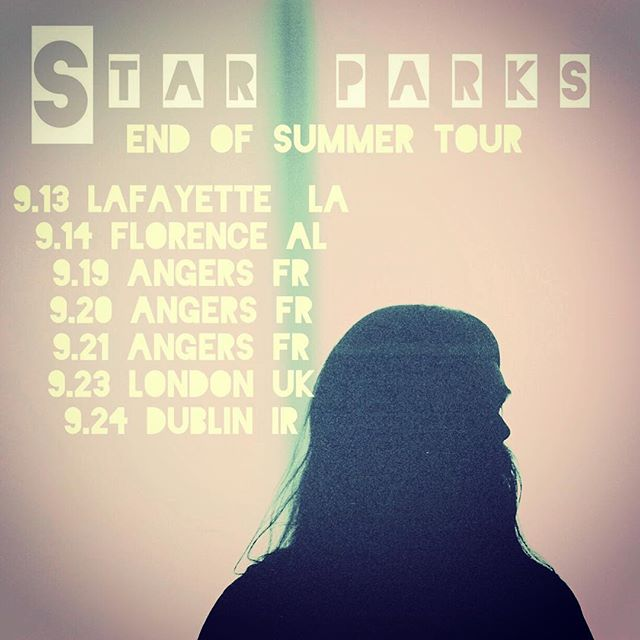 END OF SUMMER TOUR :: #STAR PARKS RETURNING TO EUROPE :: #sickbay #london #dublin #france🇮🇪🇫🇷🇺🇸🇬🇧