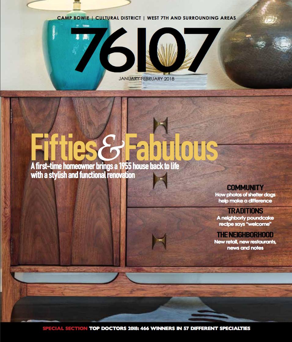76107 Magazine - JANUARY 2018