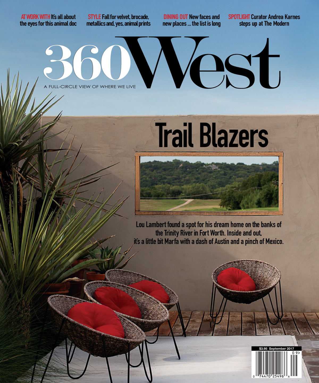 360 West Magazine - SEPTEMBER 2017