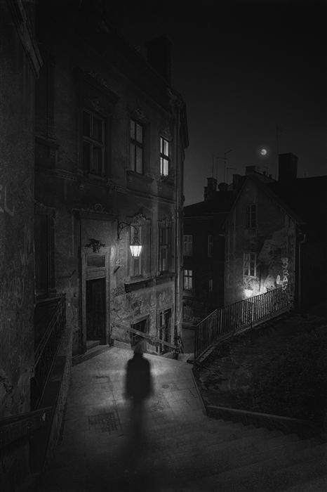 Bielsko Biala-Night   by Rafal Kijas, photography