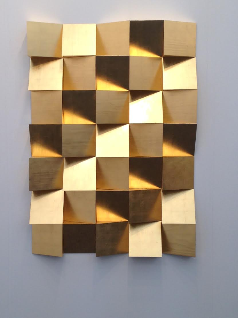 Anechoic Wall by Laurent Grasso's