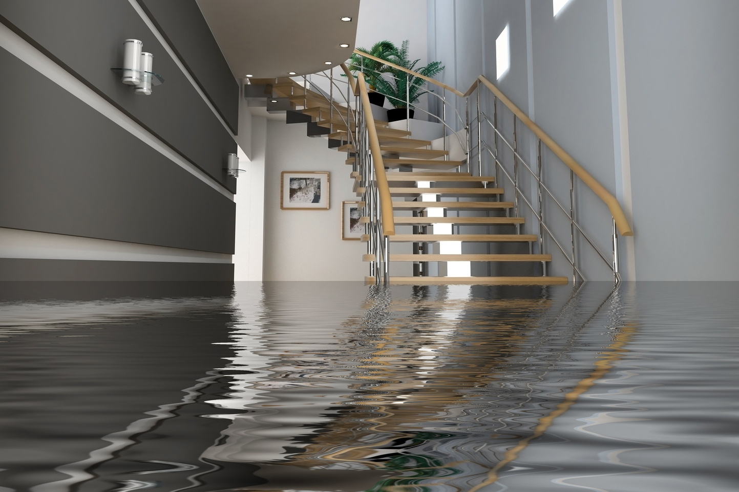SI-Flood Sensor - Ensuring an Indoor Flood can be Responded to in Minutes