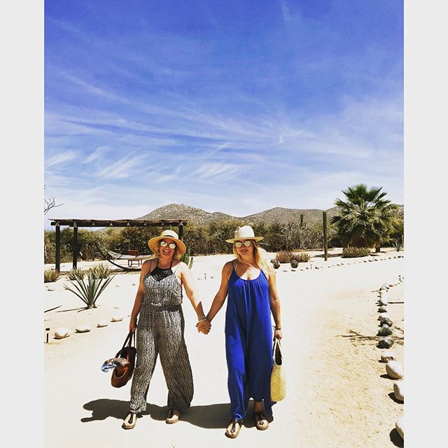 These two magical ladies throw a hell of an adventure! Follow @thelotusfeed to find out when their next retreat is both in Cali and around the globe. An experience not to be missed! #myfriendsaregurus #yogatillyoudrop #wellnesstravel #yogaretreat2018