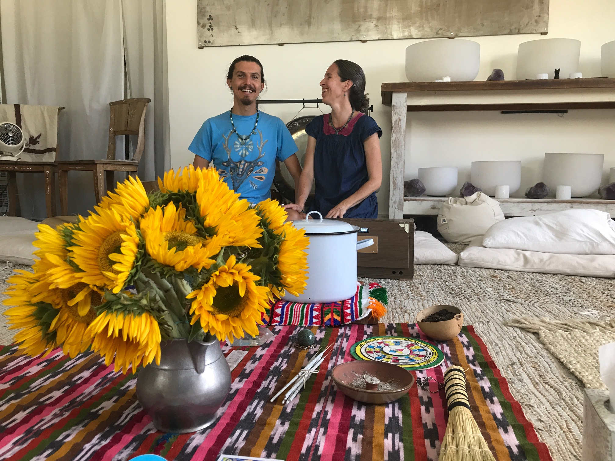 Cacao Ceremony at AYAM, Playa del Rey