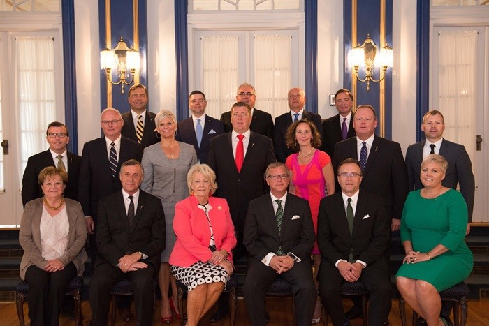 New Cabinet Announced for August 2016 - Including Tina Beaudry-Mellor