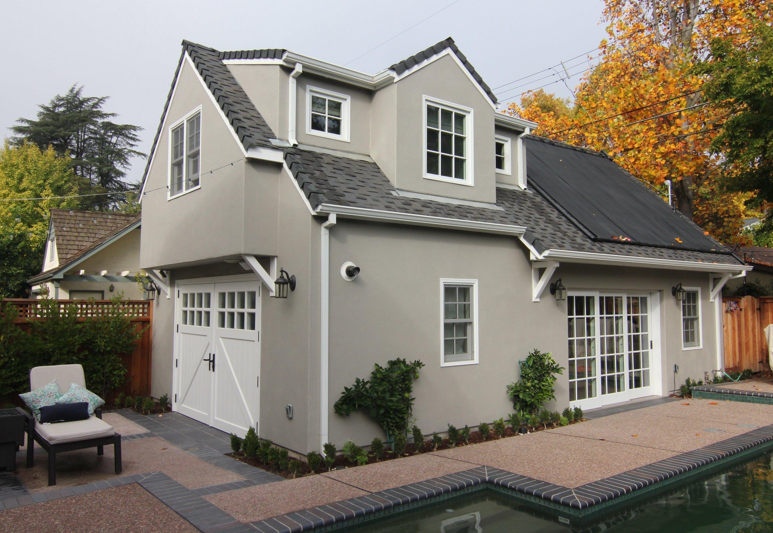 Swanston Drive Pool House