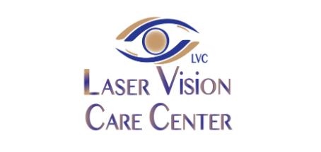 Laser Vision Care Center Logo