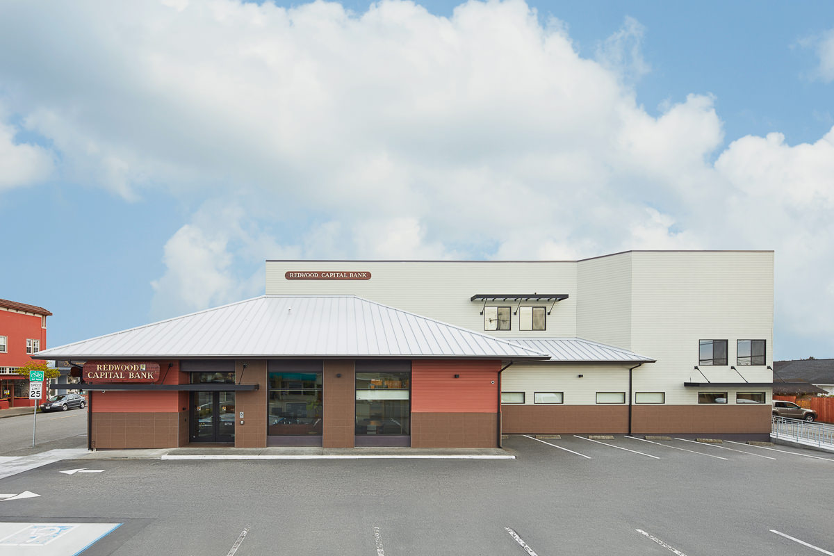 REDWOOD CAPITAL BANK HENDERSON CENTER