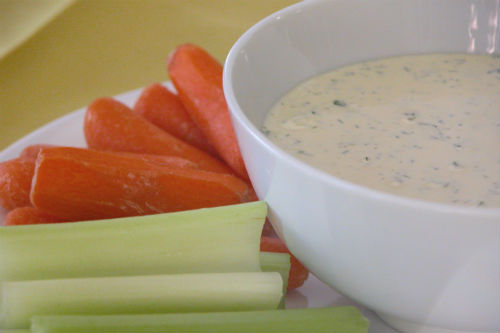 Ranch Dressing and dip