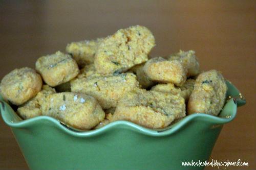 Sweet Potato Biscuit Bites