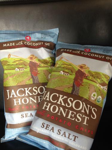 Jacksons's Honest Chips