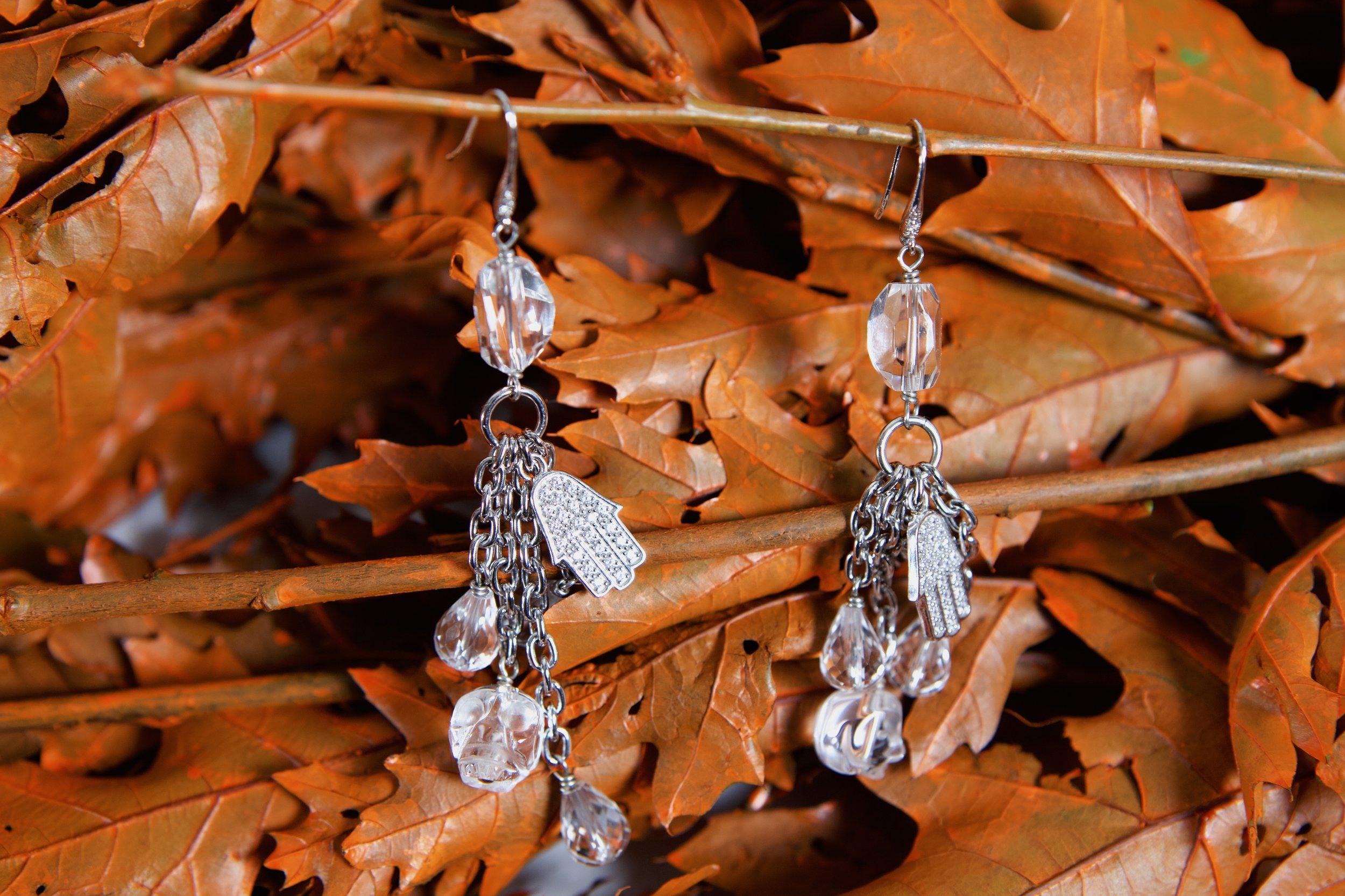 Hamsa skull earrings.jpg