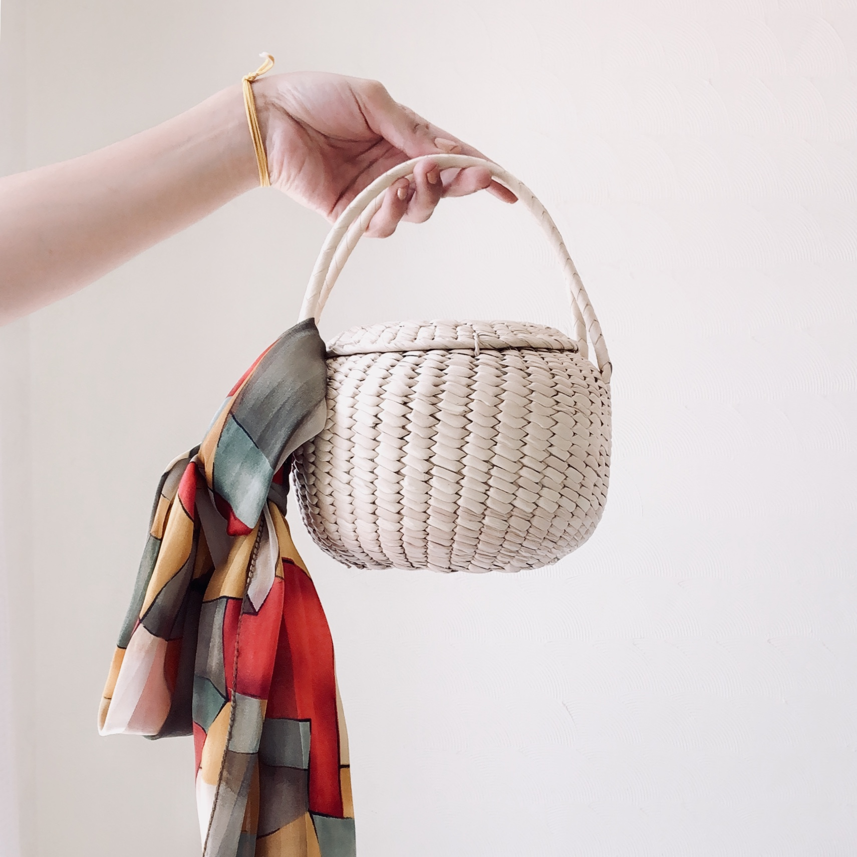 Bolso: artesanía mexicana