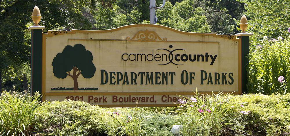 To reserve the pavilion next to Jake's Place at Challenge Grove Park please call the Camden County Department of Parks at (856) 216-2173.