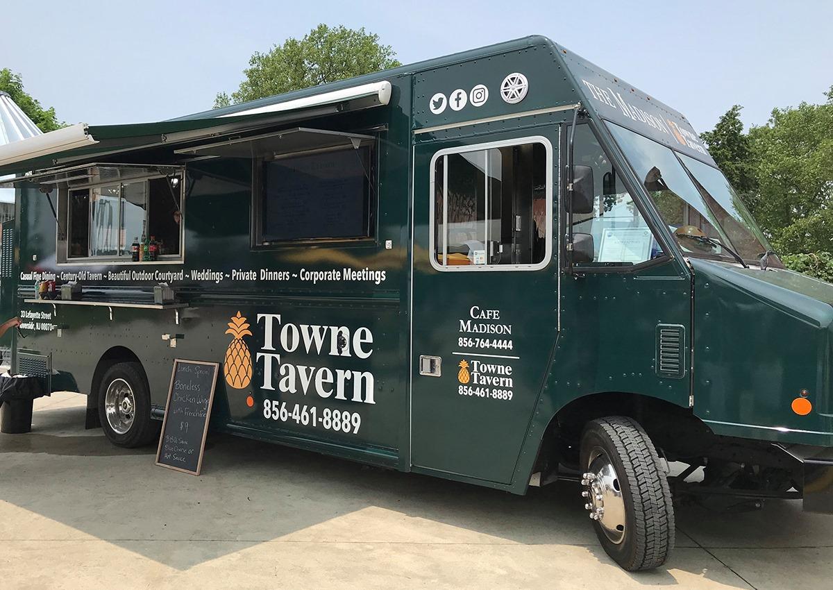 Towne Tavern Food Truck