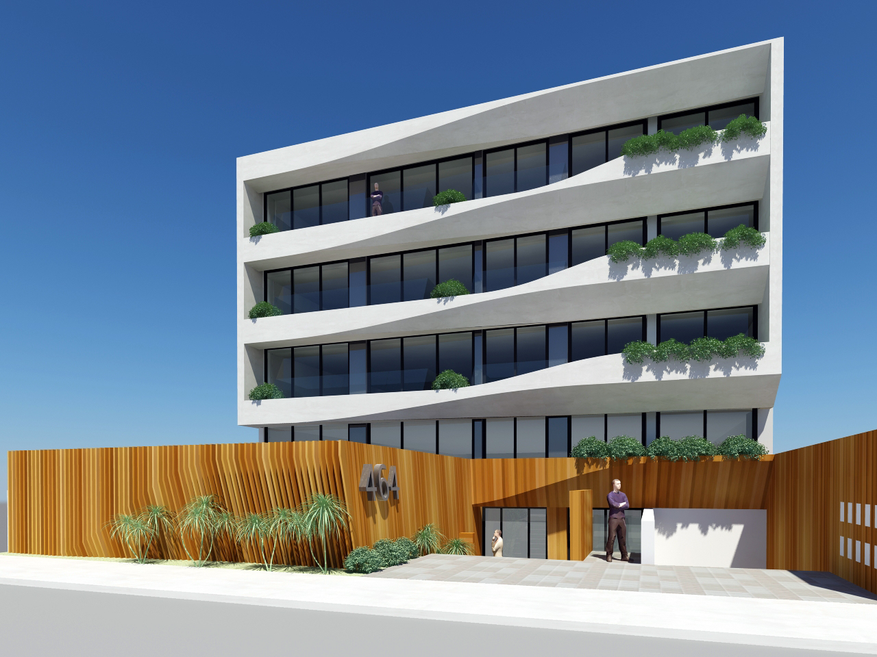 San Isidro 464 Apartments [2014]