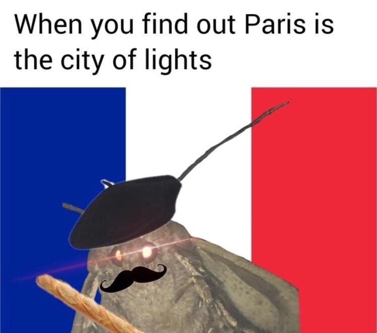 In honor of lamp