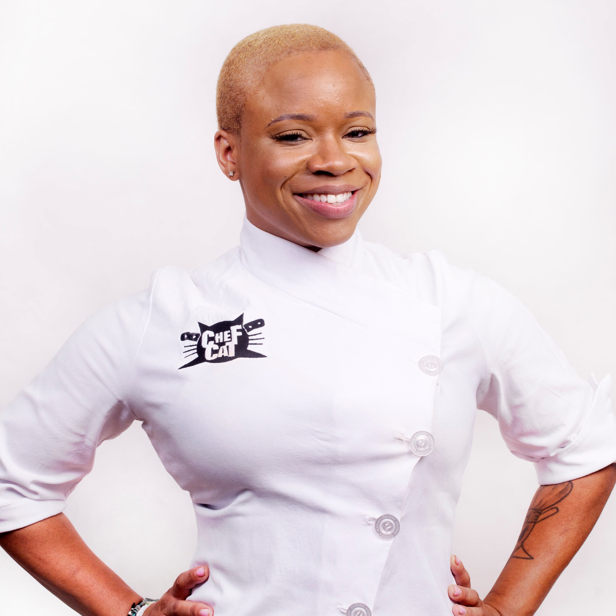 Catina Smith,Founding Member - Catina Smith, or Chef