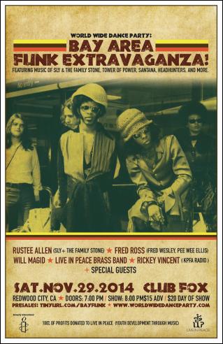 Bay Area Funk Extravaganza! -