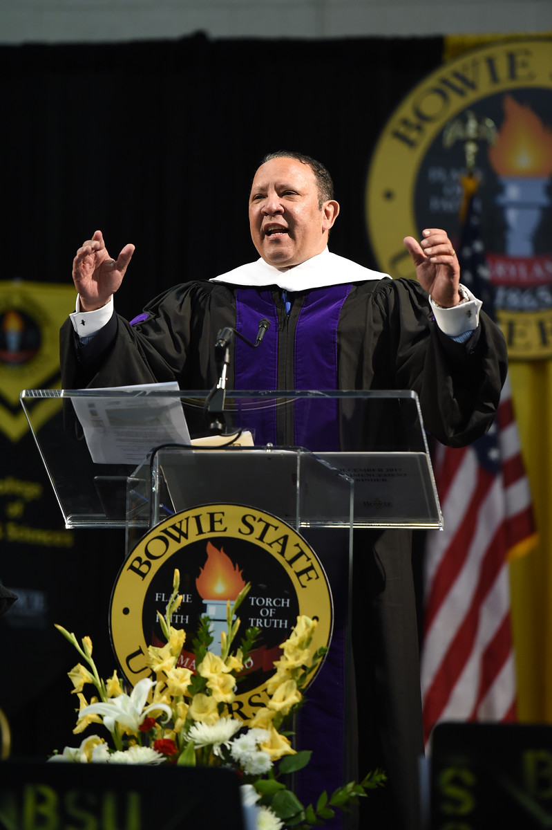 National Urban League President and CEO Marc Morial. PHOTO: COURTESY BSU