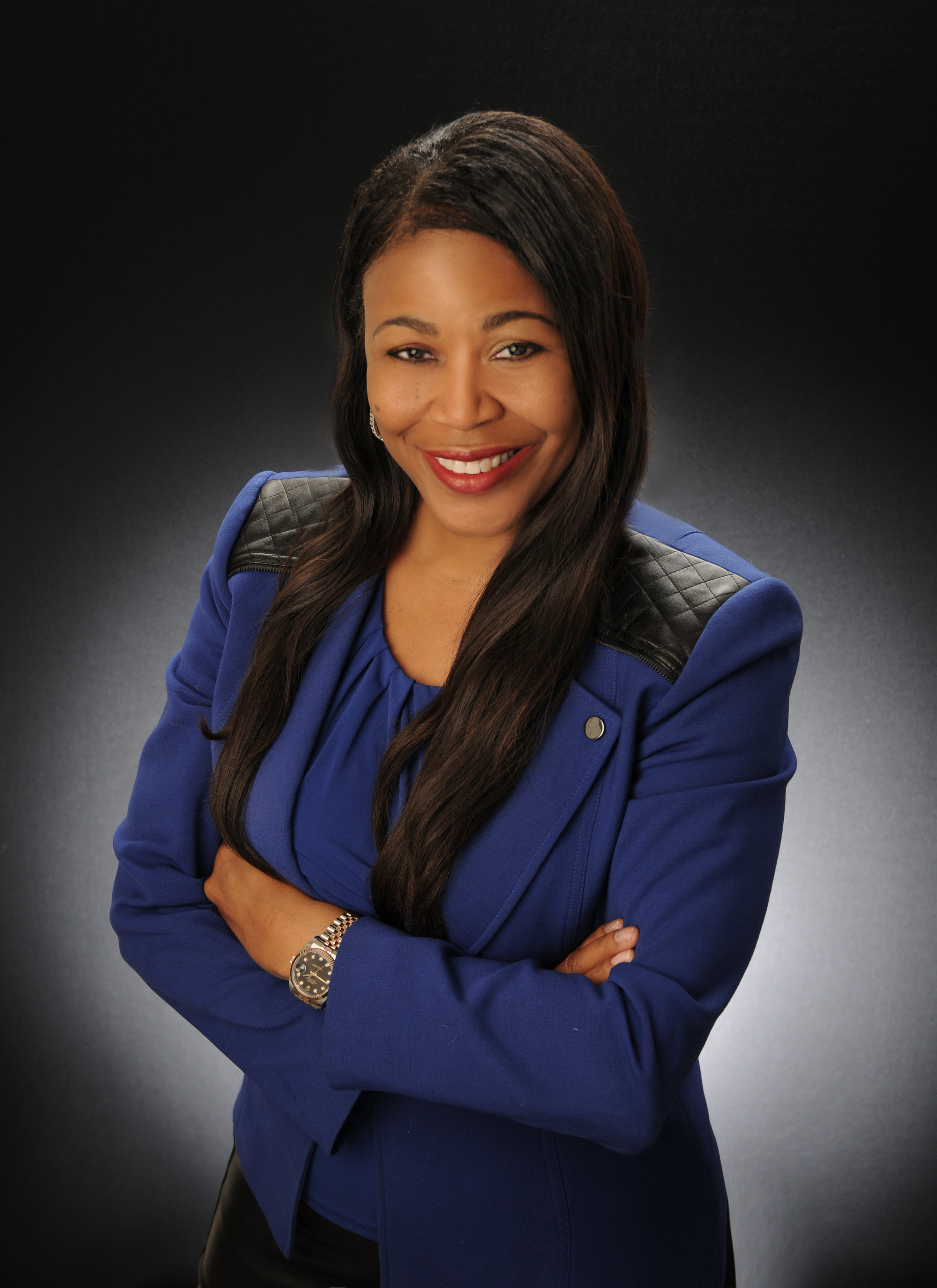 Cheryl Abrams, President of the Prince George's County Association of Realtors