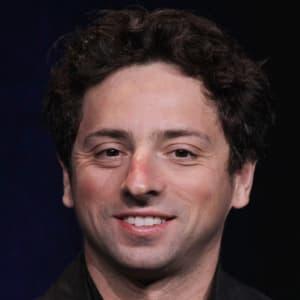 Google Co Founder Sergey Brin