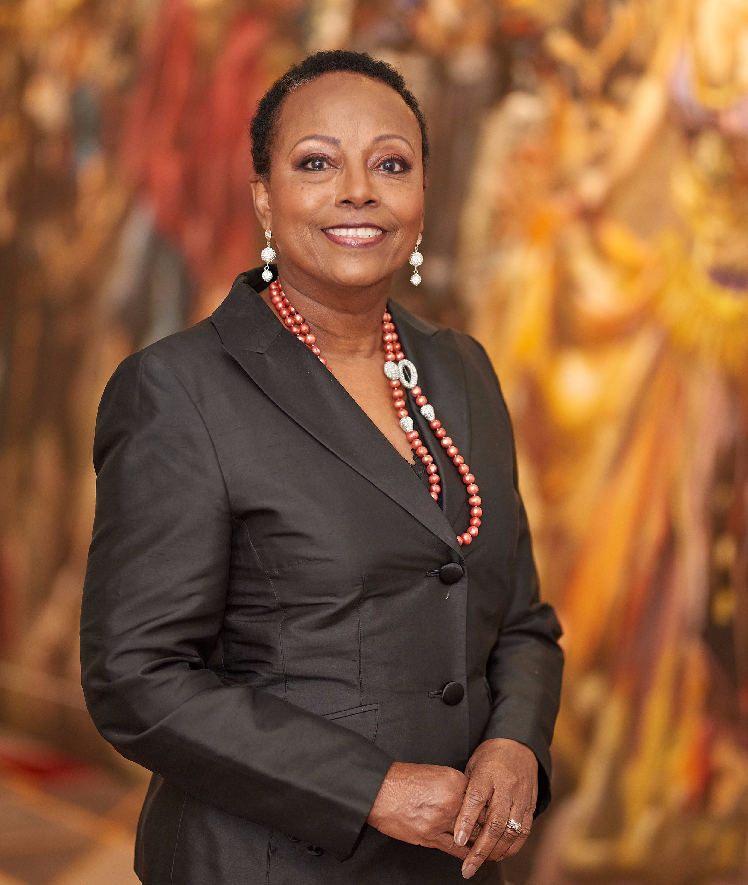 Betty J. Hines , business strategist and founder/CEO of Women Elevating Women