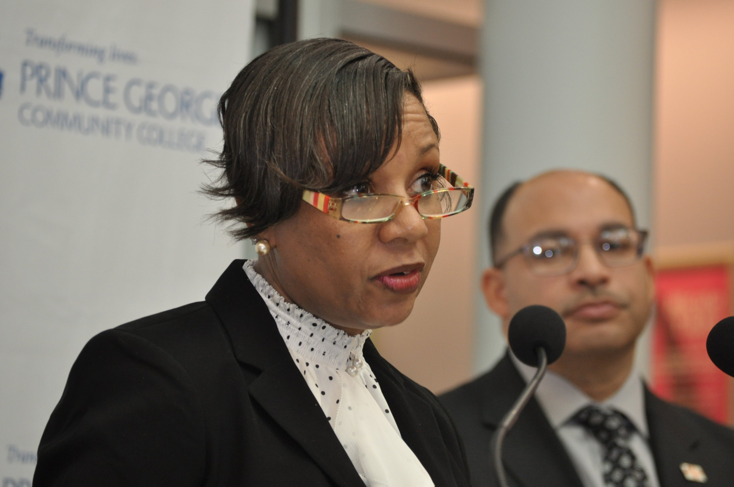 Dr. Monica Goldson