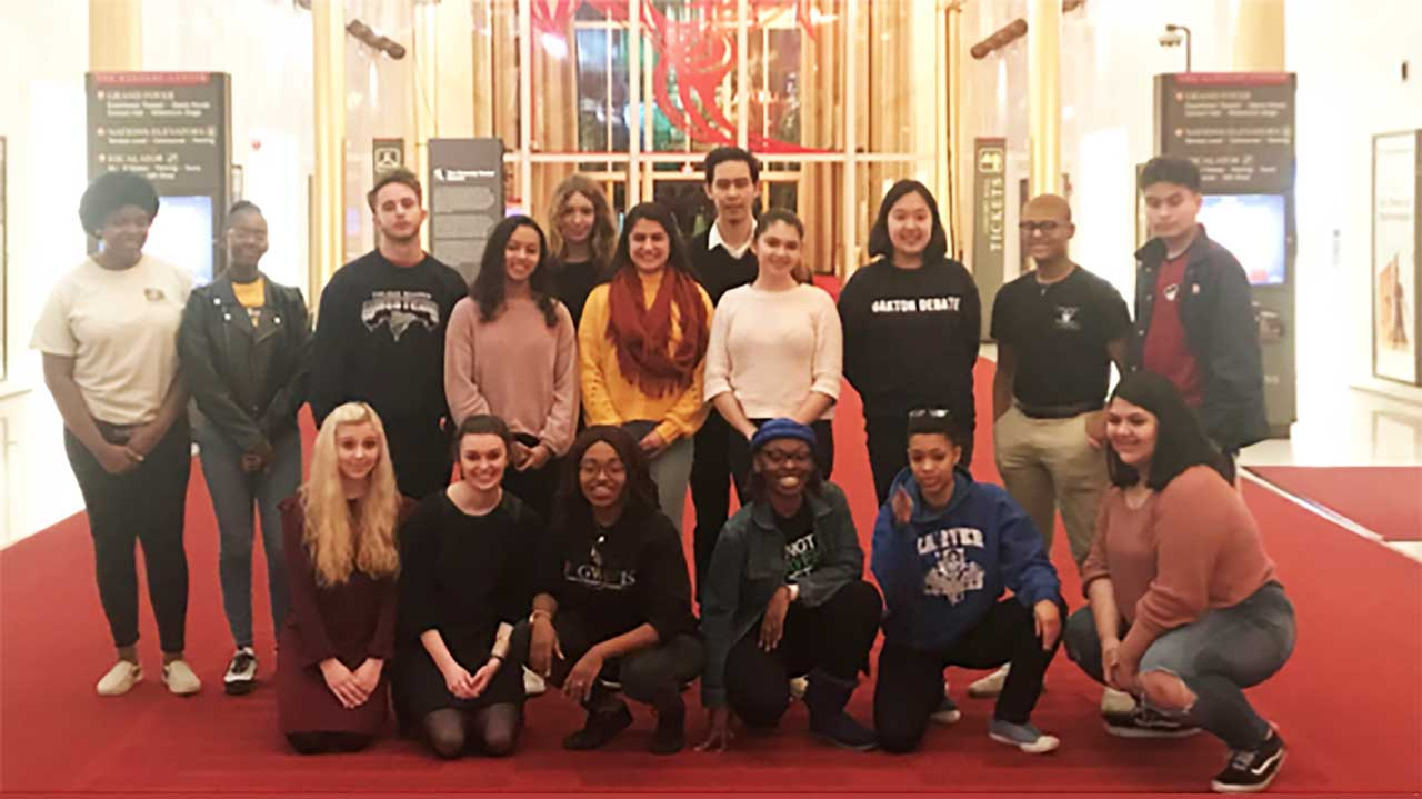 Kennedy Center Youth Council