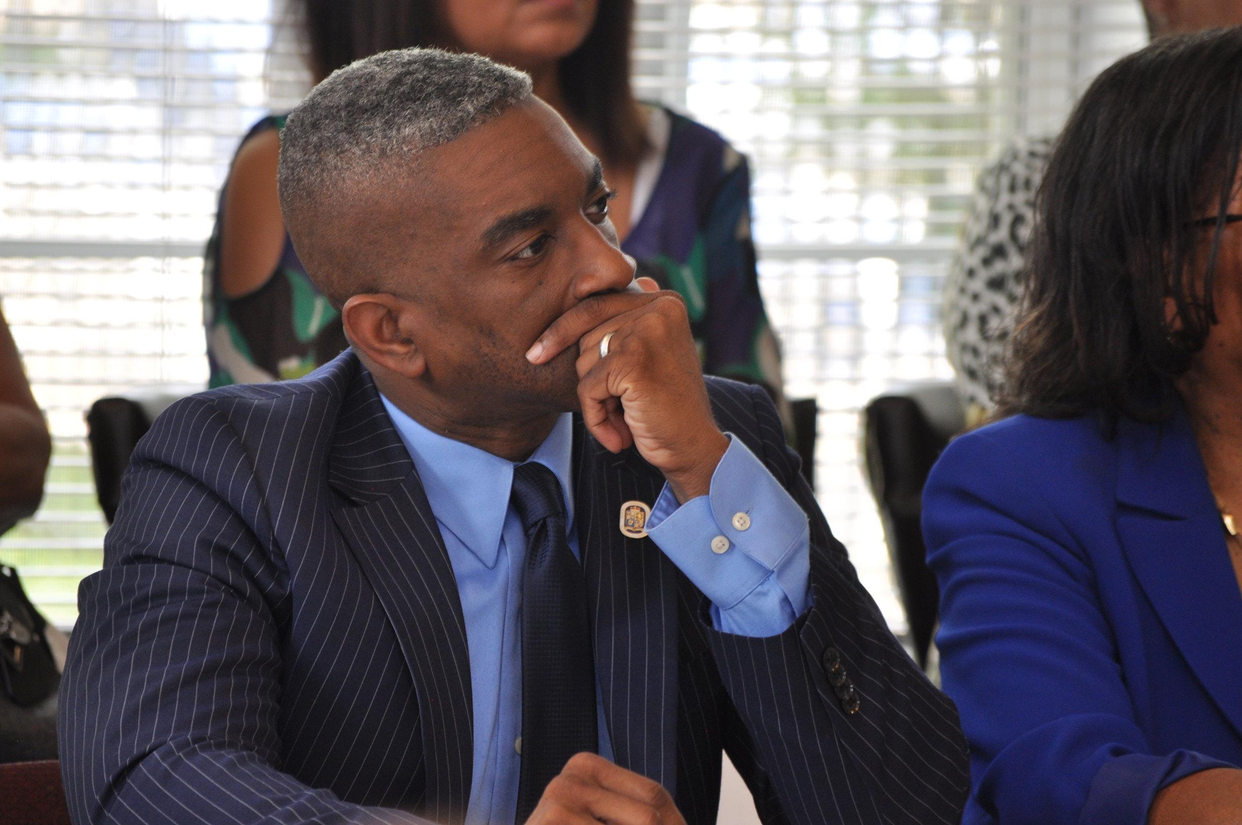 County Councilman Franklin