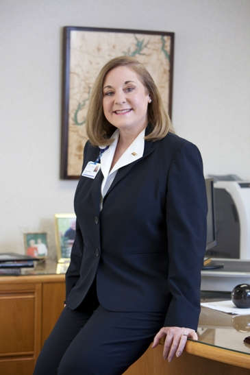 MedStar Southern Maryland Hospital Center President Christine Wray